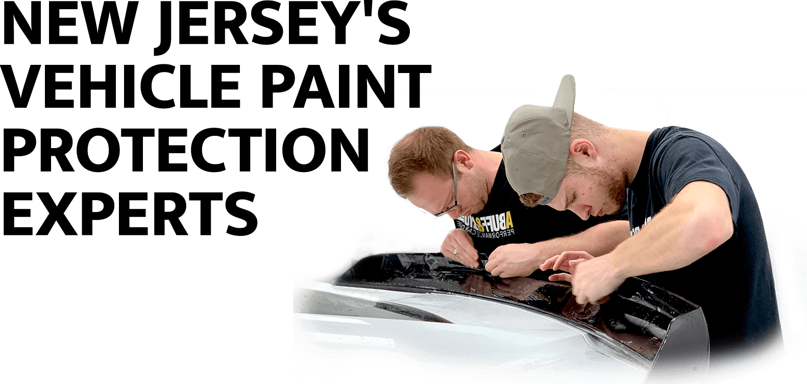 New Jersey's Vehicle Paint Protection Experts